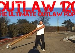 Outlaw 120 rope