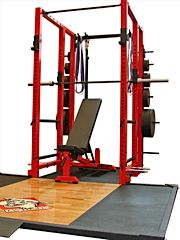 Customisable Pro 3x3 Rack Over At Elitefts