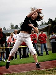 Women's World Champion Eija Laakso