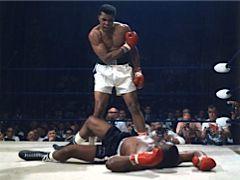 Muhammad Ali Knocks Out Sonny Liston, Lewiston, Maine, May 25, 1965