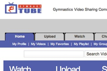 Gymnast Tube