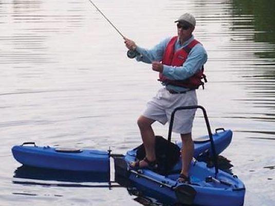 Stand Up Kayak