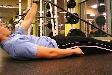 Barbell Get-up Sit-up