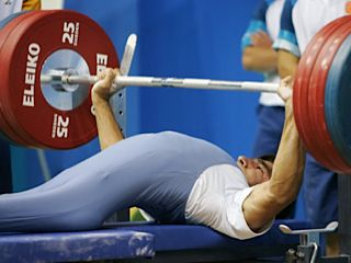 Paralympic Powerlifting