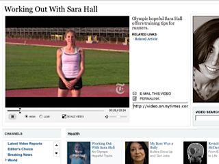Sara Hall