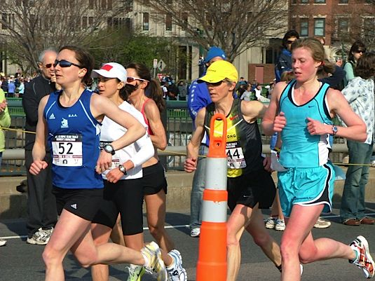 Olympic Marathon Trials, Boston