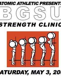 BGSU Strength Clinic