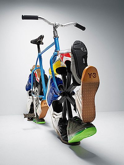 Walking Bike