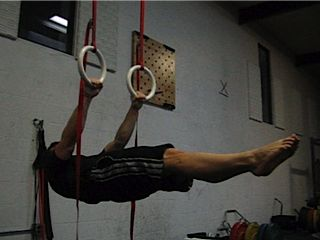 Front Lever Tutorial