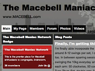 The Macebell Maniac Network