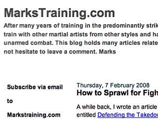 MarksTraining