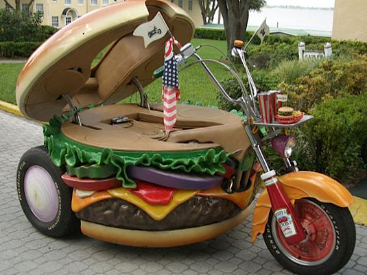 Hamburger Harley