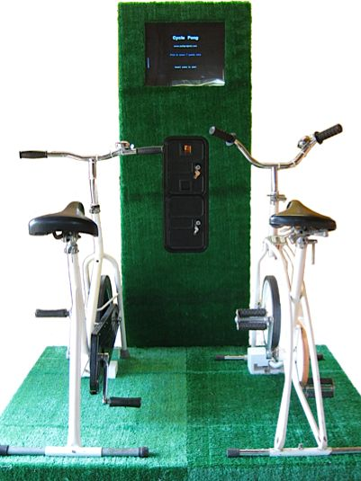 Cyclepong