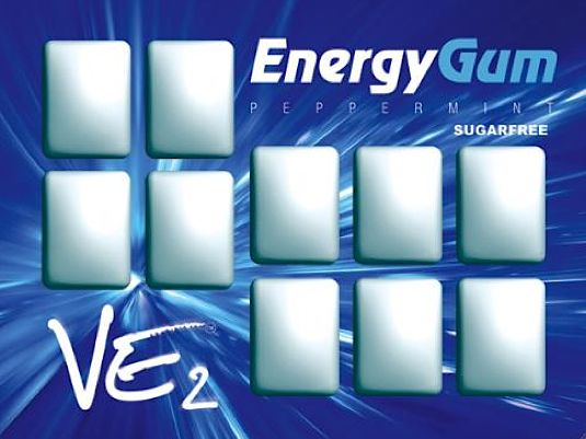 VE2 Energy Gum