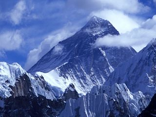 Western face of Everest