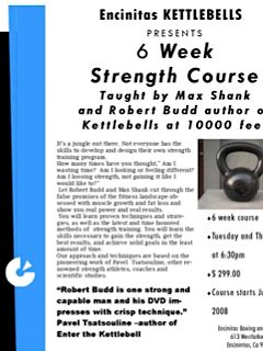 6 Week Strength Course