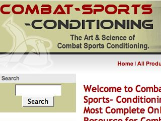 Combat Sports Conditioning
