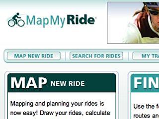 MapMyRide