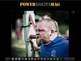 Southdown Strongman Challenge 2008
