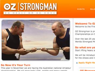 Oz Strongman