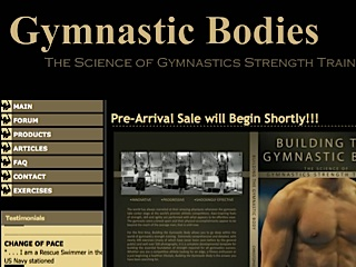 Gymnastic Bodies