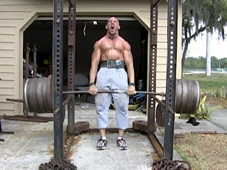 1,500lb rack pull