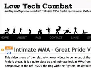 Low Tech Combat
