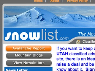 Snow List