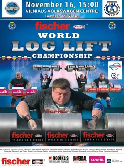 World Log Lift Championship