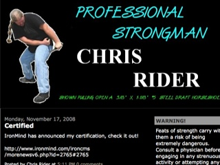 Chris Rider