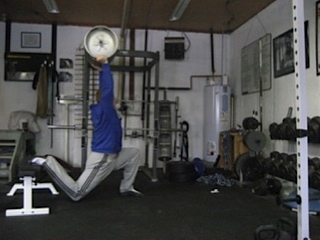 Split Squat Execution