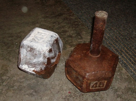 Block Weights