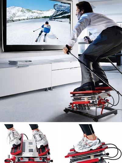 Home Ski Simulator