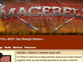 Macebell Maniac Network