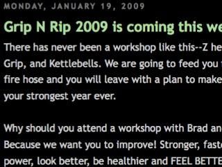 Grip 'n' Rip 2009