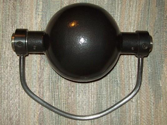Strongergrip Revolving Globe