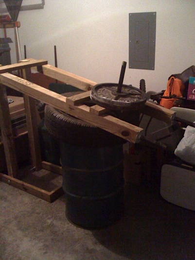 DIY Viking Press