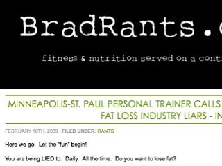 Brad Rants