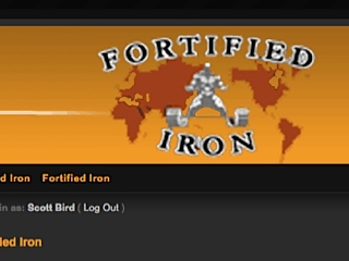 Fortified Iron