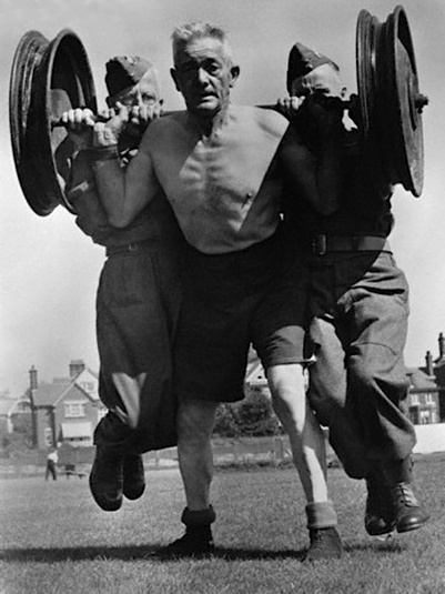 Mixed weight training