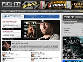 FIGHT! magazine