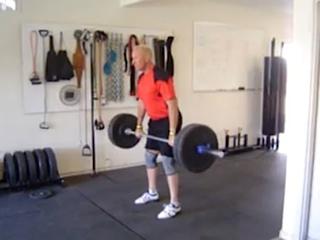 Bouncing Stiff-Legged Deadlift