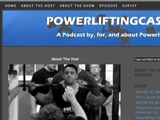 PowerliftingCast