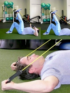 Supine External Rotation with Band