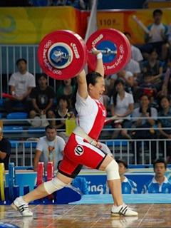 63kg division at Beijing