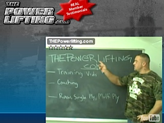 The Powerlifting