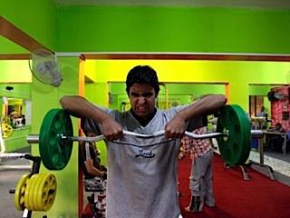 Iraq Gym