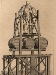 Alternative illustration of Thomas Topham's Harness Lift.