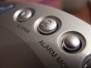 Alarm Buttons