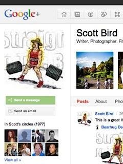 Scott Bird's Google+ Profile